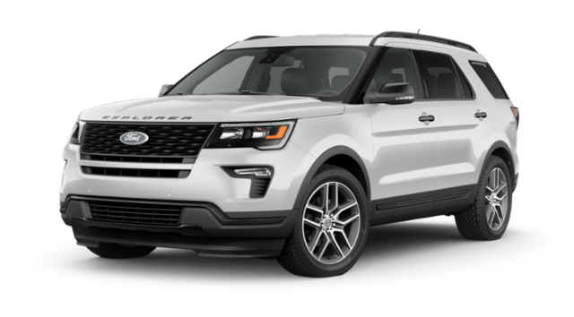 new Ford for sale  2019 Ford Explorer Sport SUV in Pittsburgh, PA